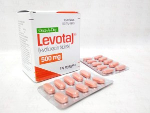 Levofloxacin Tablets (Levotaj) 500mg Taj Pharma levofloxacin used to treat infections of the sinuses, skin, lungs, ears, airways, bones, and joints caused by susceptible bacteria. Levofloxacin Tablets USP (Levotaj) 500mg futures, manufactures import and export, Vendors, supplier, exporter, prices, Trader, suppliers, seller, Medicines, Pharmacological, medical drug, cell drug, drug uses, dosage, side effects, drug interactions, warnings Taj Pharmaceuticals manufacturer of Levofloxacin Tablets USP (Levotaj) 500mg, Levofloxacin Tablets USP (Levotaj) 500mg manufacturer in India Taj Pharma India, India based manufacturing company of Levofloxacin Tablets USP (Levotaj) 500mg