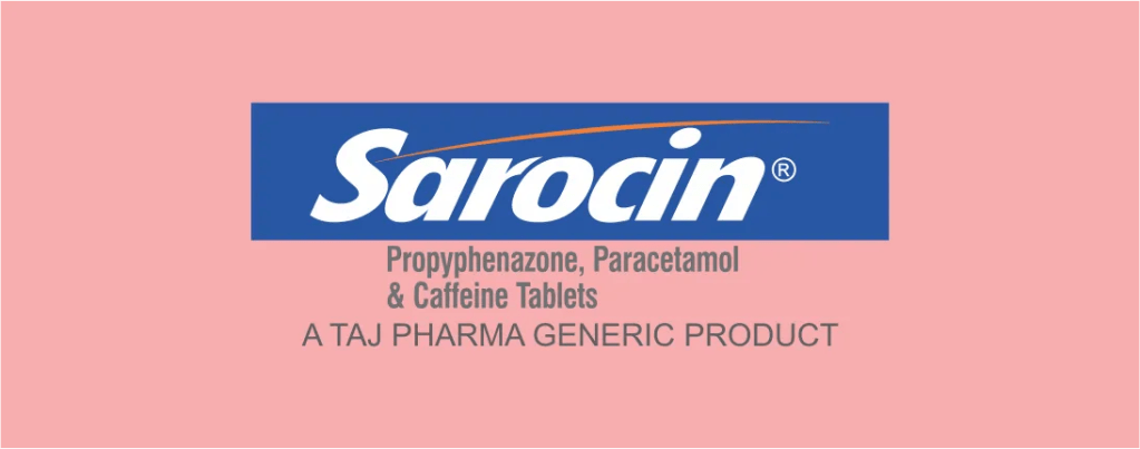 Propyphenazone,paracetamol and caffeine tablets primarily used as a pain reliever and used to treat mild fever