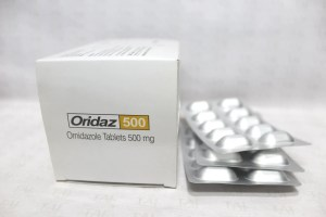 Ornidazole tablets 500mg Oridaz Taj Pharma Taj Pharmaceuticals manufacturer of Ornidazole Tablets 500mg, Ornidazole Tablets 500mg manufacturer in India TajPharma India, India based manufacturing company of Ornidazole Tablets 500mg