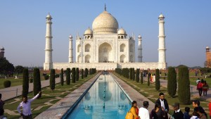 Taj Mahal Agra with Canal in same day tour