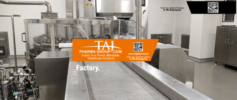 TAJ Pharmaceuticals, Taj Pharma Manufacturing Unit India, Taj Pharma Manufacturing Injection Unit, Taj Pharma Manufacturing Injection Unit Company, Taj Pharma Manufacturing Injection Unit