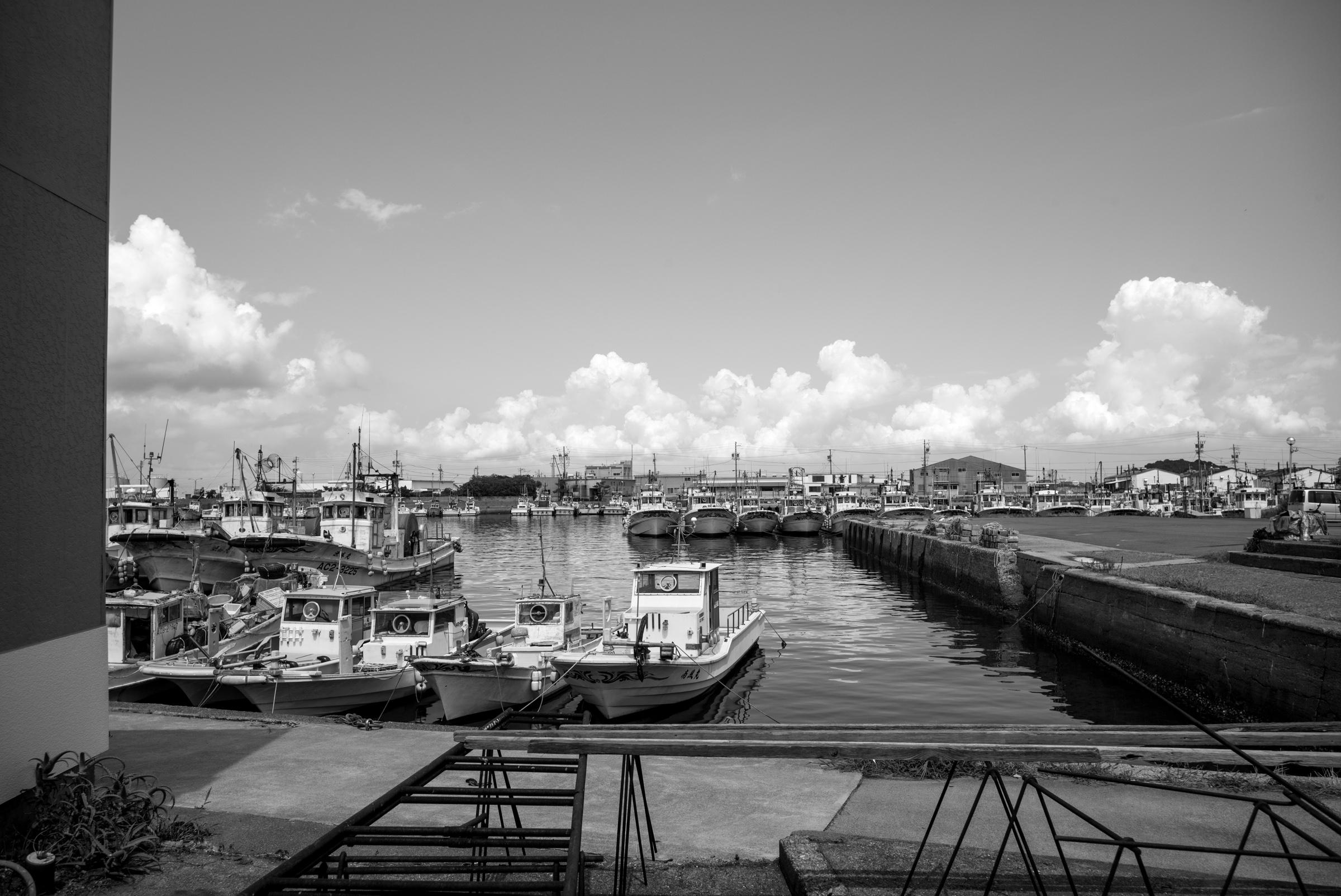 篠島 漁港