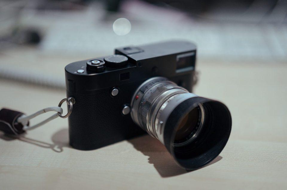 Summilux 50mm 1st(逆ローレット)が来た!