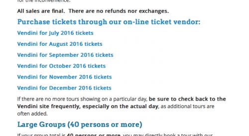 チケット購入ページへのリンク