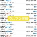 新FXツール収支報告06/30 その2