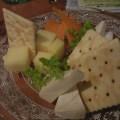 大名のBAR・チーズ三種盛り