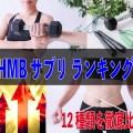 HMBサプリランキングの画像