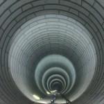 台風被害から街を守った環状七号線、地下の貯水池の活躍