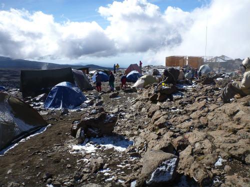 キリマンジャロ登山8 (15)
