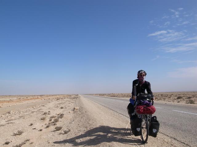 サハラ砂漠ターバン