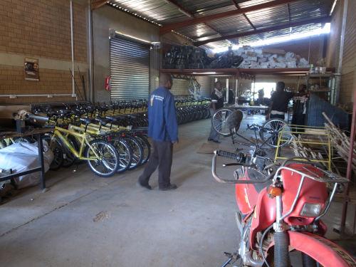 ザンバイク工場(zambike)バンブーバイク (24)