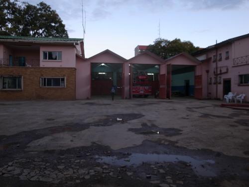 ザンビアルサカ消防署 (32)