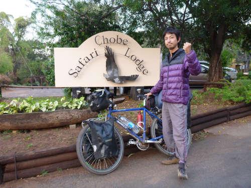 カサネのチョベサファリロッジ(kasane,chobe safari lodge) (1)