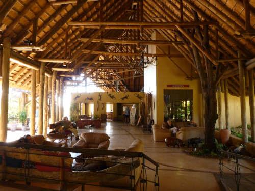 カサネのチョベサファリロッジ(kasane,chobe safari lodge) (19)