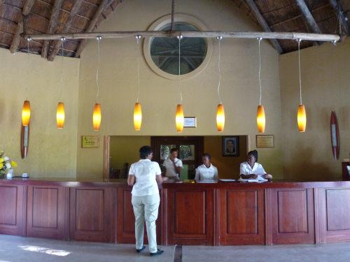 カサネのチョベサファリロッジ(kasane,chobe safari lodge) (25.6)
