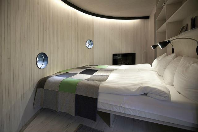 ツリーホテルtreehotel Bird's Nest (2)