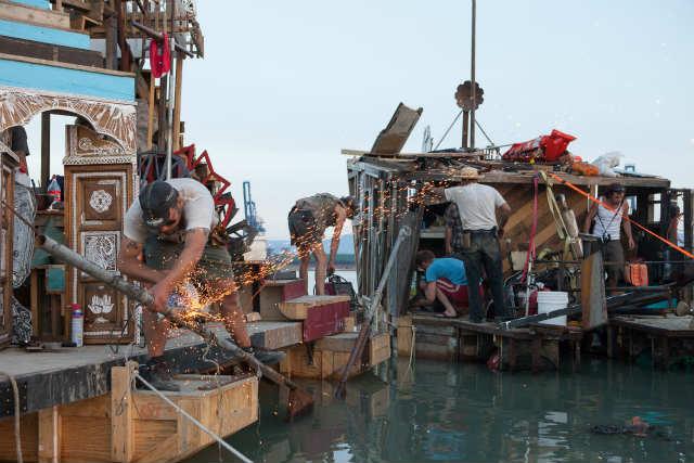 廃品船 (2)