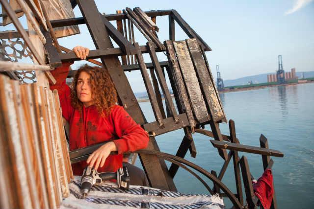 廃品船 (1)