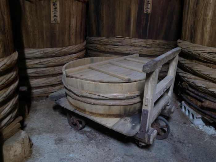 愛知県武豊町のたまり・味噌・醤油作りを見学してきた:伊藤商店の傳右衛門(でんえもん) (2)