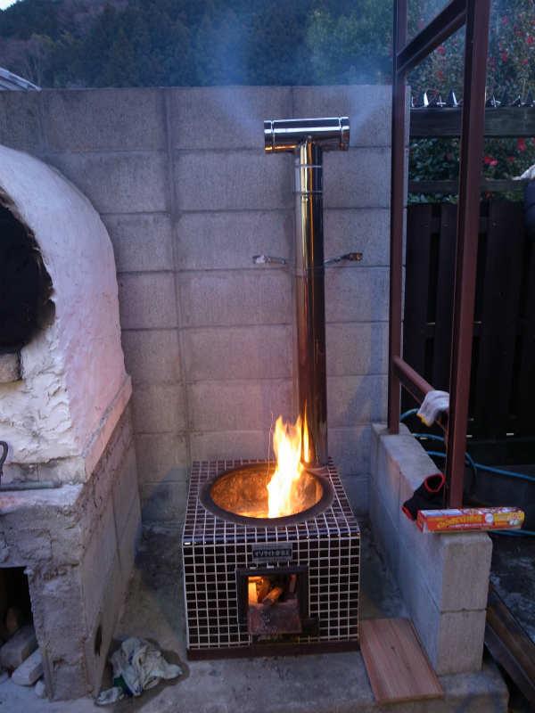石窯や薪ストーブや暖炉キットを通販で買って手作りする時代 (3)