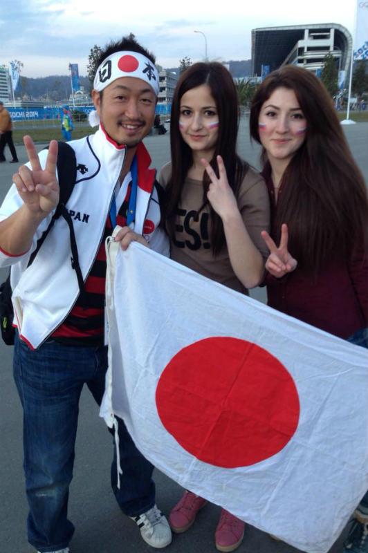 ソチオリンピックのロシア美女の写真画像3とロシア人の日本の印象[美人女子シリーズ]  (2)