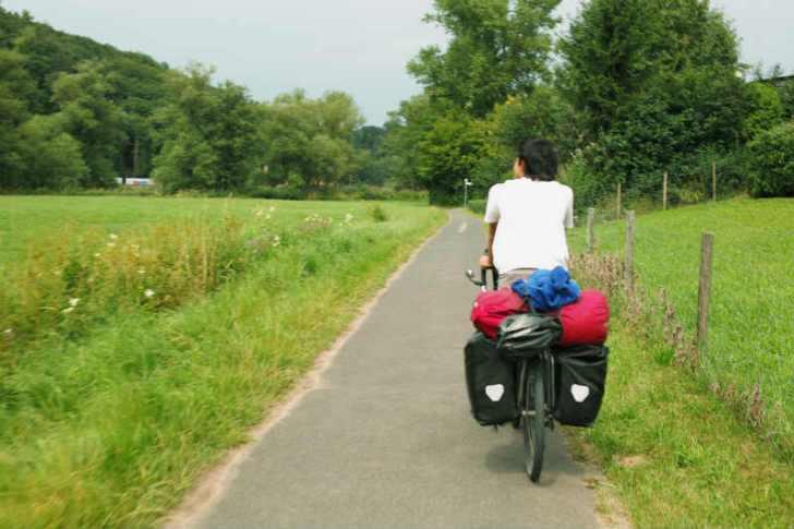 舛添知事はドイツを自転車旅した僕のブログを読んだのか?東京都内の自転車道整備で予算は約60億円だってさ! (7)