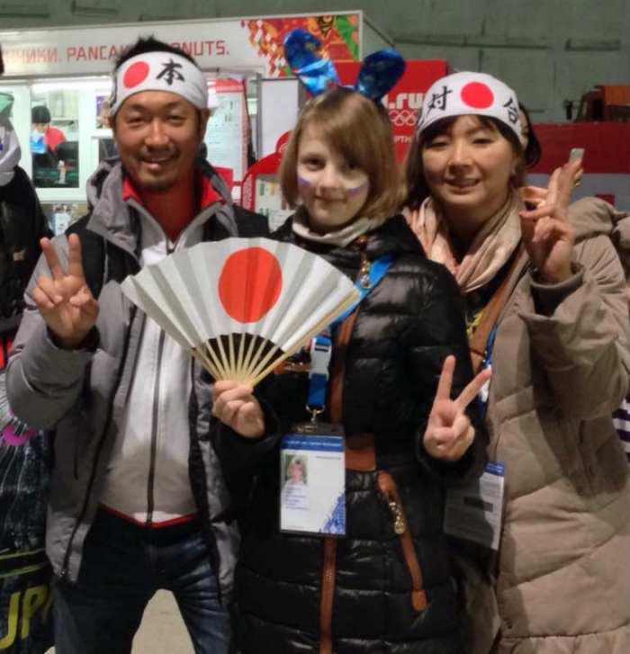 ソチオリンピックのロシア美女の写真画像3とロシア人の日本の印象[美人女子シリーズ]  (4)