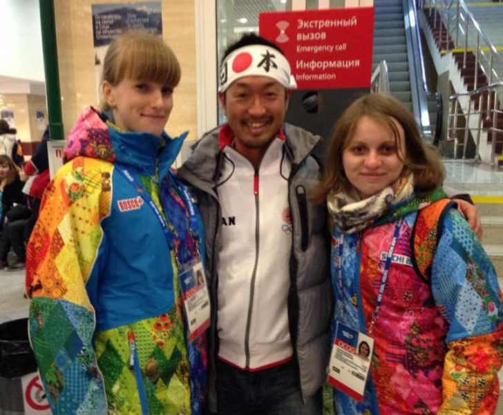 ソチオリンピックのロシア美女の写真画像3とロシア人の日本の印象[美人女子シリーズ]  (6)