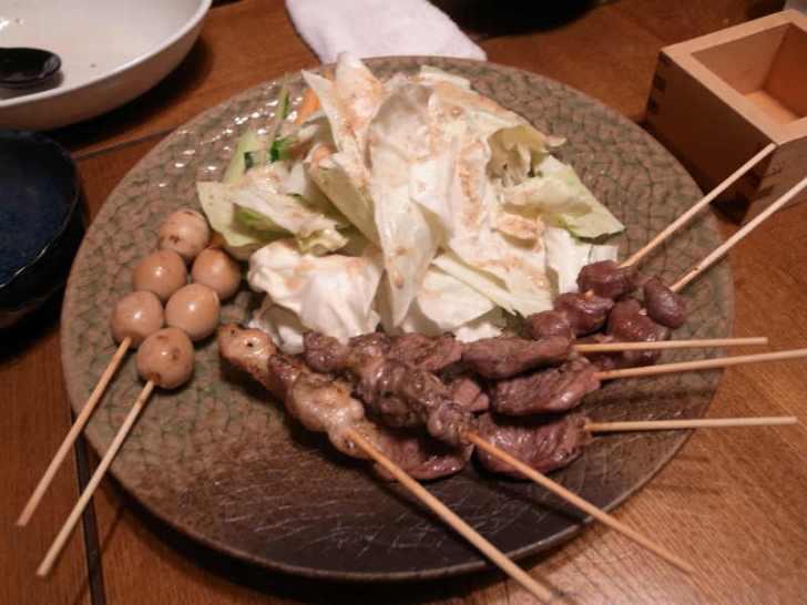 名古屋御器所で鳥の刺身が食べられる炭火焼鶏居酒屋「がん汰」がおすすめ! (5)