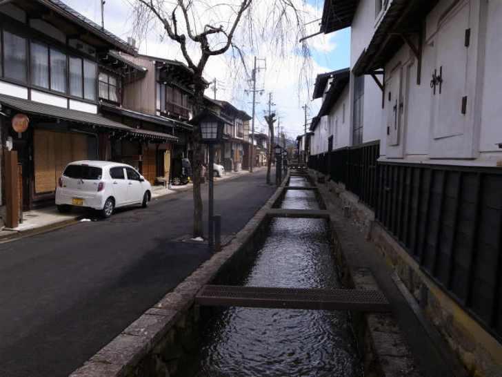 飛騨古川をレンタルサイクリングで観光するのはおすすめ!1時間200円也 (14)