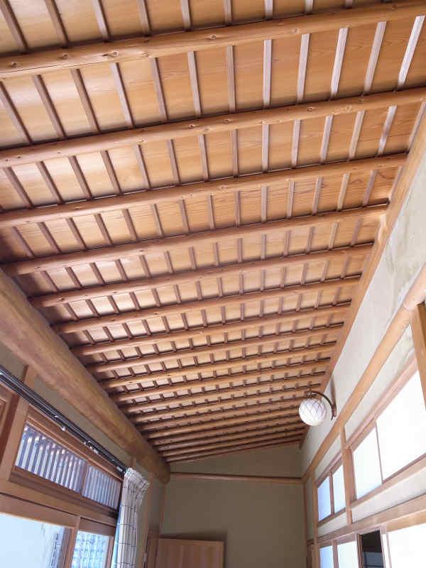 飛騨古川の古民家:数寄屋づくりの里山オフィス「末広の家」に泊まってみた! (7)