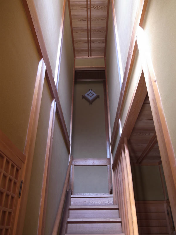 飛騨古川の古民家:数寄屋づくりの里山オフィス「末広の家」に泊まってみた! (9)