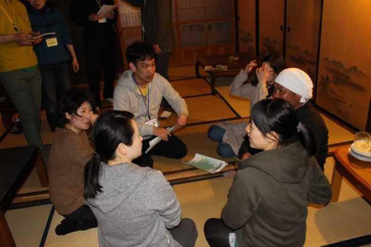 愛知県奥三河の地域おこし協力隊員(東栄・設楽・豊根・新城)集合の巻 (2)