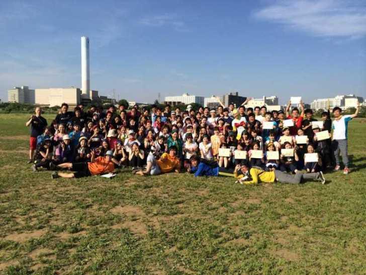 大人100人集まってガチでやる「アラサーが青春を思い出す運動会」が楽しすぎた! (24)