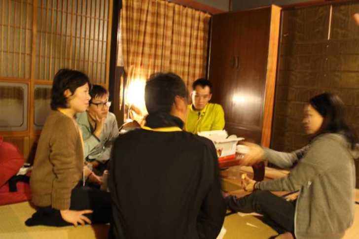 愛知県奥三河の地域おこし協力隊員(東栄・設楽・豊根・新城)集合の巻 (1)