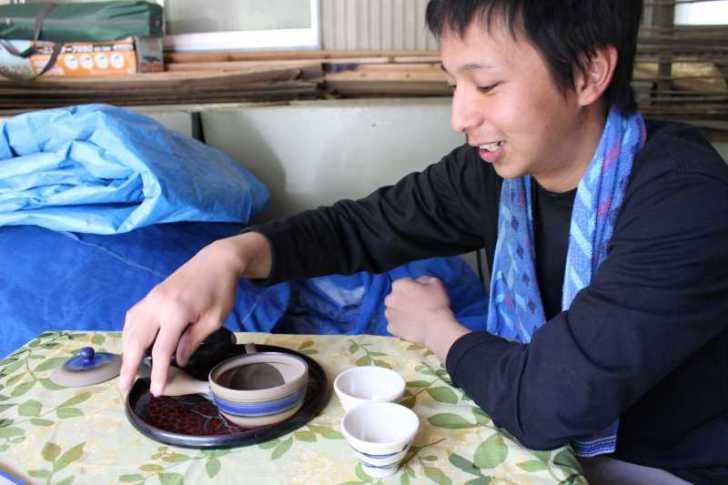 鈴木製茶のお茶工場を見学して、茶葉の作り方を聞いてきたよ!(新城市作手田代) (17)