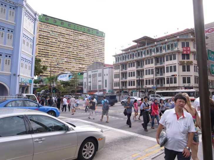 [マレーシア旅行記]3.シンガポールで1円も使わずに過ごした話 (5)