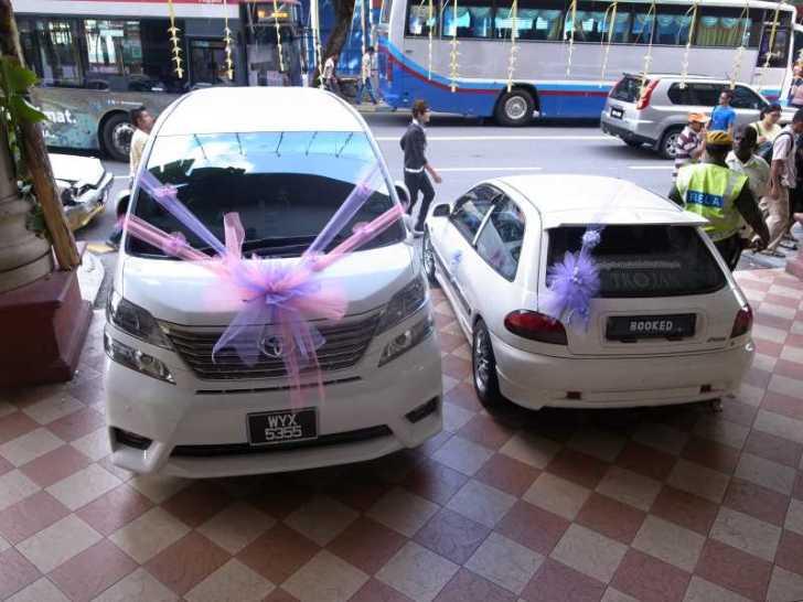 [マレーシア旅行記]8.クアラルンプールでヒンドゥー教の結婚式に参列