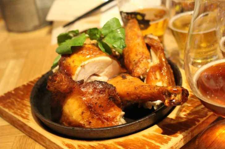よなよなビアキッチンは予約すべし!東京まで行ったのにあやうく飲めないところだった・・・ (5)