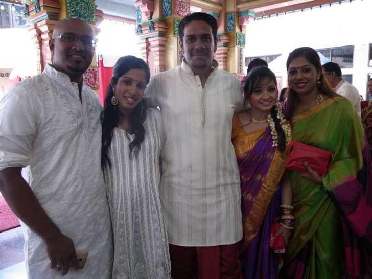 [マレーシア旅行記]8.クアラルンプールでヒンドゥー教の結婚式に参列 (1)