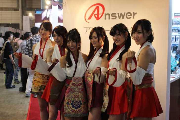 来場者数が25万人を越えた東京ゲームショウ2014に弾丸で行ってみた (6)