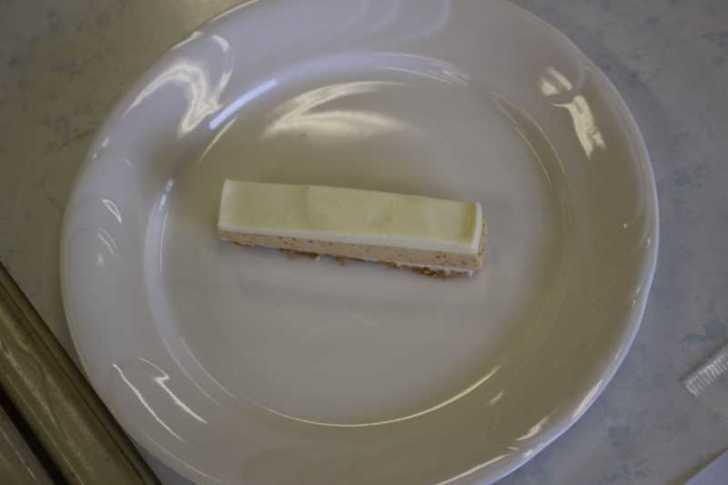 うめのレアチーズケーキ