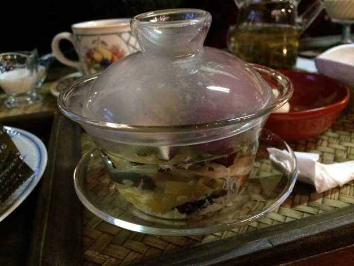 maruya(まるや)コーヒー、季節のタルト、ほうじ茶プリン、八宝茶 (10)