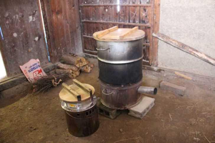 手作り醤油搾りのお手伝いをしてみた。搾りたて生醤油がおいしすぎてやばい! (4)