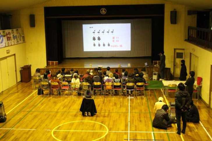 廃校謎解き脱出ゲームで地域おこし!約100名の参加者が愛知県新城市を訪れました!!!! (30)
