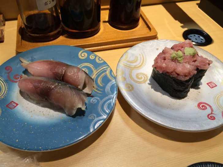 新潟駅が誇る回転寿司!弁慶 新潟ぴあ万代店が安い美味しい地元産の三拍子 (2)