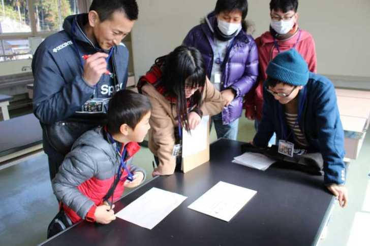 廃校謎解き脱出ゲームで地域おこし!約100名の参加者が愛知県新城市を訪れました!!!! (11)