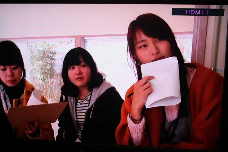 協和小での廃校脱出ゲーム企画がテレビ放送されたよ! (6)