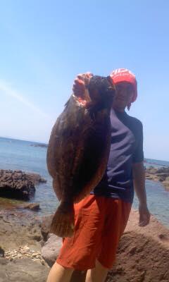魚突き(スピアフィッシング)をしに福井県越前や三国へ!クロウシノシタ、メジナ、ウミタナゴ獲ったど~!
