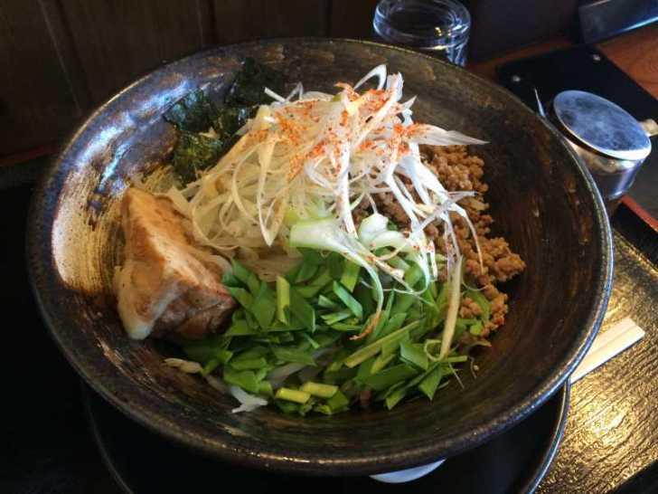 豊田市で一番おいしいラーメン屋「麺創なな家」 (8)